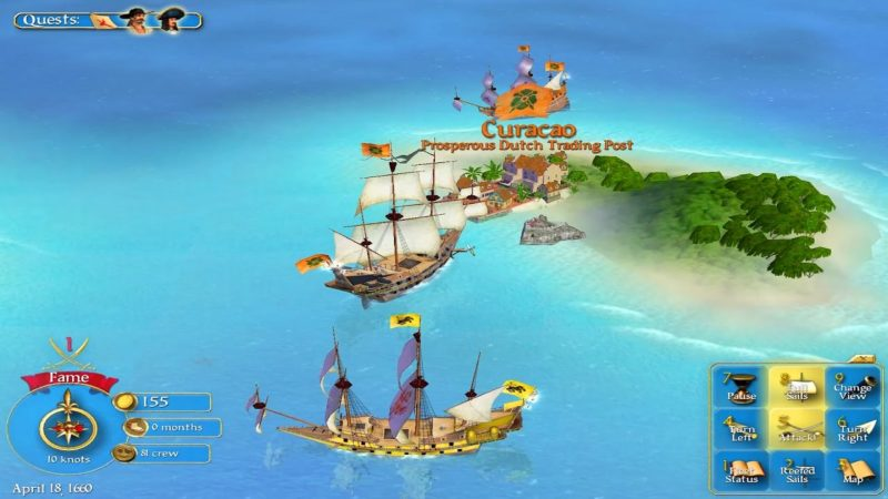 best ps4 pirate game