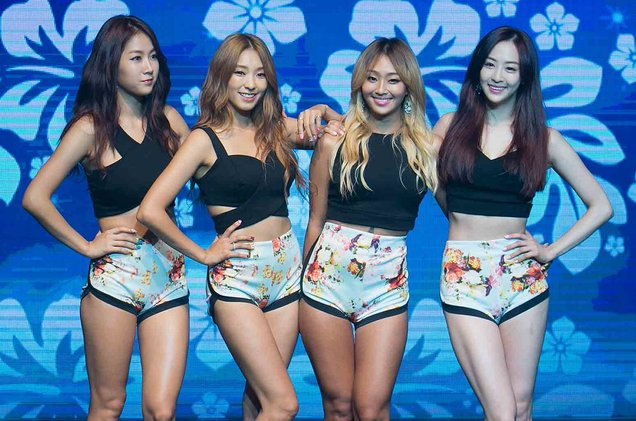Top 10 Best K-Pop Girl Groups Of All Time - Ordinary Reviews