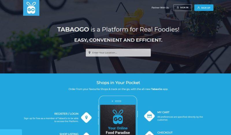 food delivery apps in melaka