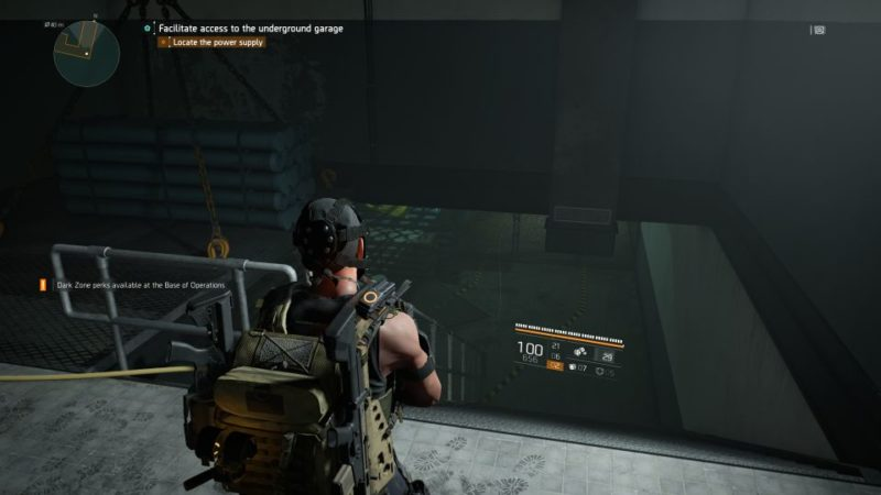 the division 2 - garage stash mission wiki