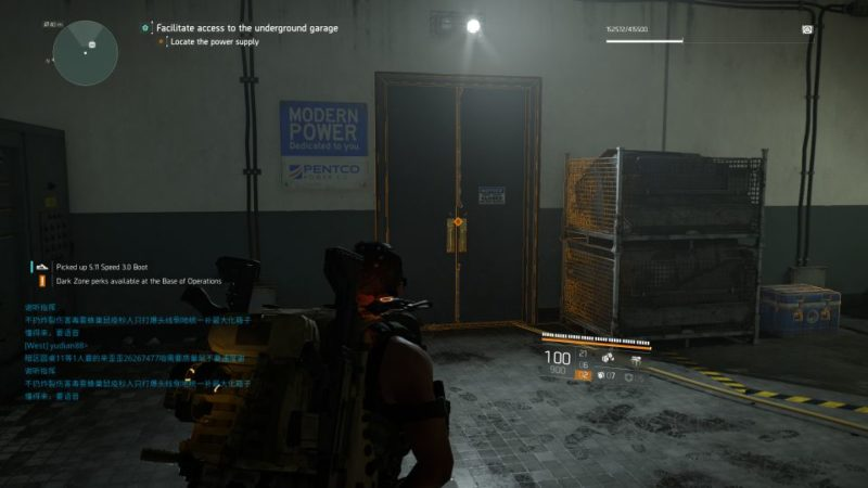 the division 2 - garage stash walkthrough n guide