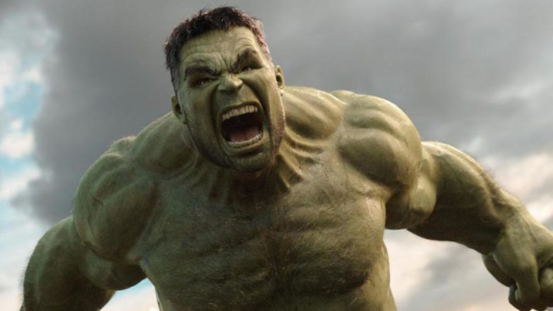 the hulk - most powerful avenger