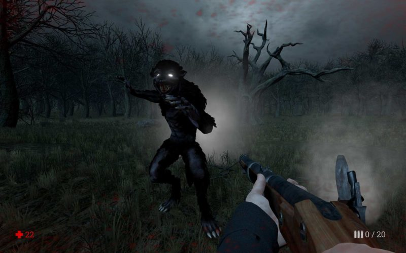 rpg horror games on pc