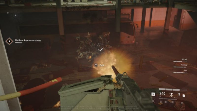 world war z - cruise control mission tips