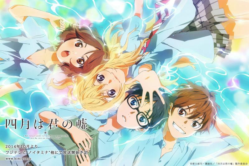 nicest dub anime