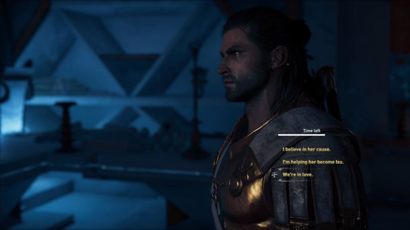 ac odyssey - blood gets in your eyes walkthrough guide