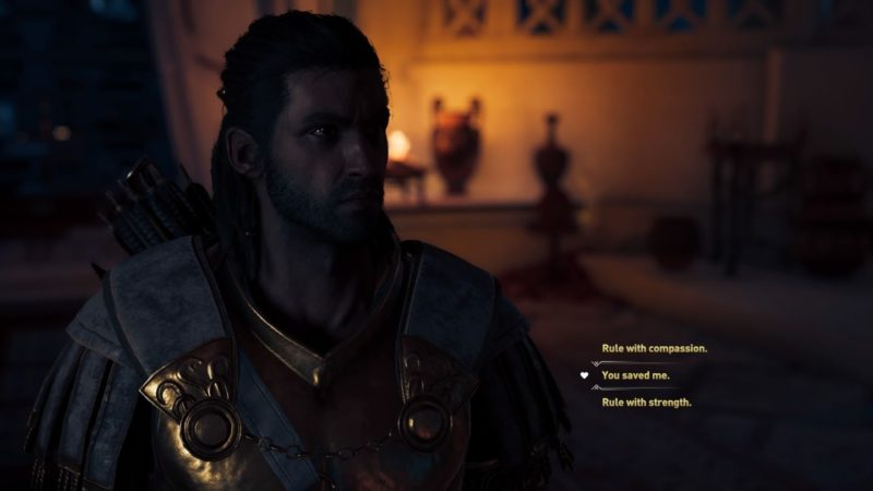 ac odyssey - blood gets in your eyes wiki