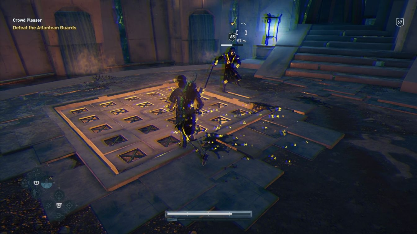 Crowd Pleaser Assassin S Creed Odyssey Walkthrough