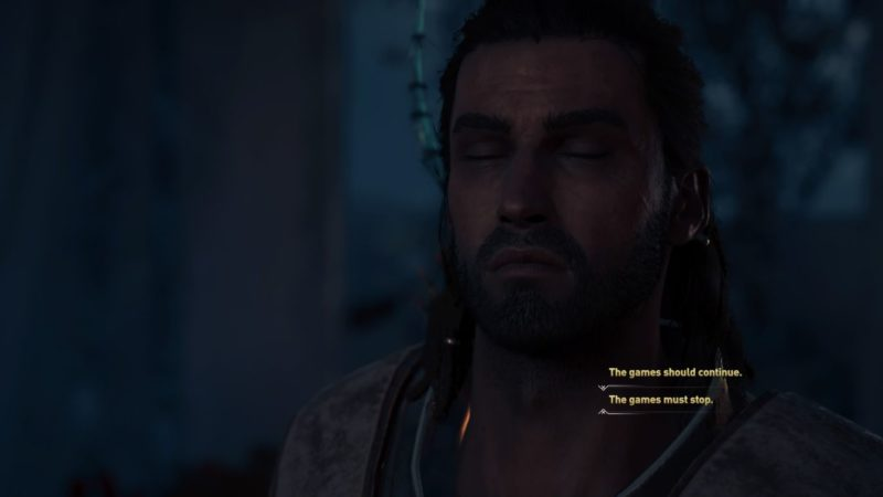 ac odyssey - crowd pleaser wiki and guide