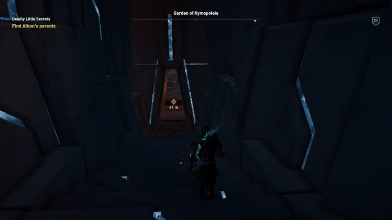 ac odyssey - deadly little secrets quest