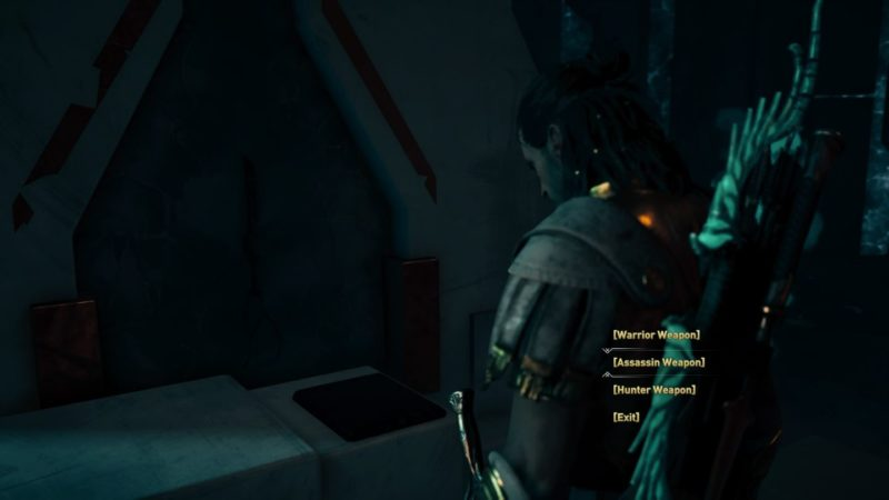ac odyssey - fire amid the water - where to get adamant ingot