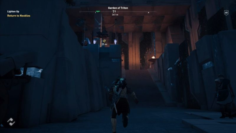 ac odyssey - lighten up wiki and guide