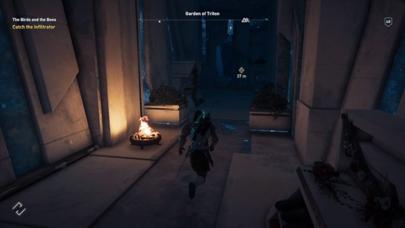 ac odyssey - the birds and the bees quest