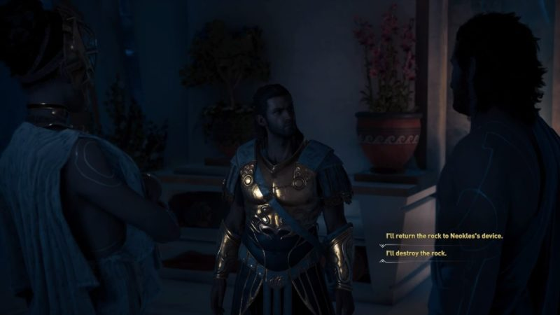 ac odyssey - the birds and the bees wiki