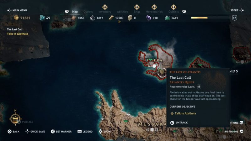 ac odyssey - the last call guide
