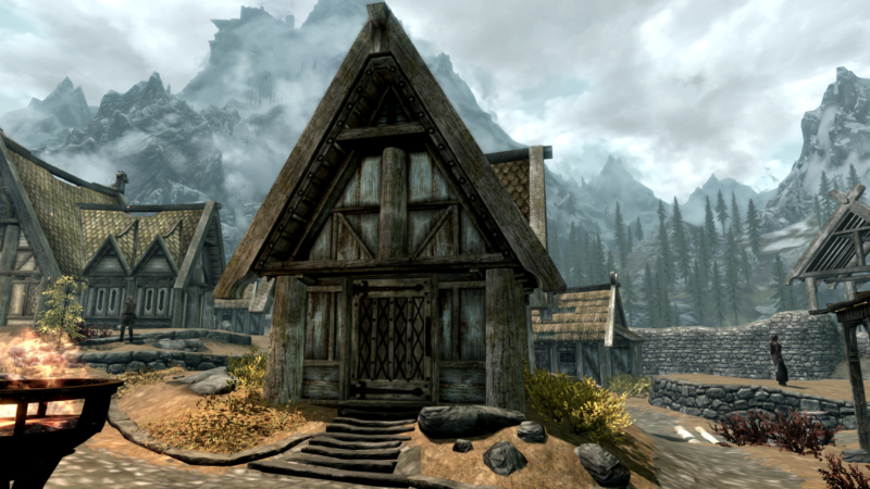 best houses in skyrim