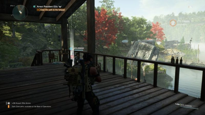 camp white oak - the division 2