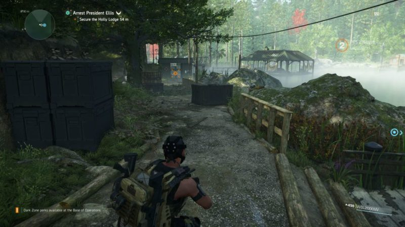 camp white oak - the division 2 quest