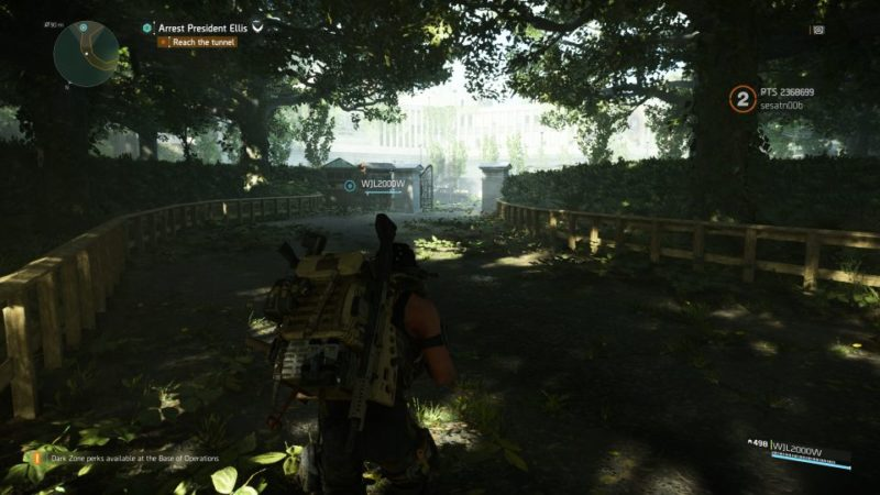 division 2 - camp white oak mission tips