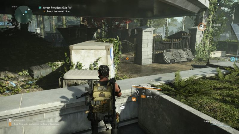 division 2 - camp white oak walkthrough and guide
