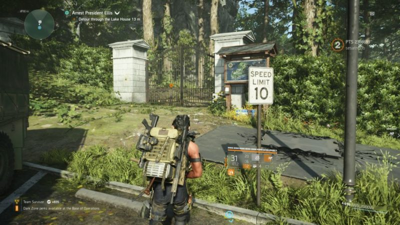 division 2 - camp white oak wiki and guide