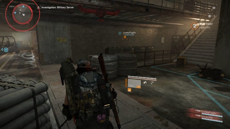 division 2 - kenly metro station - deployed military server quest wiki
