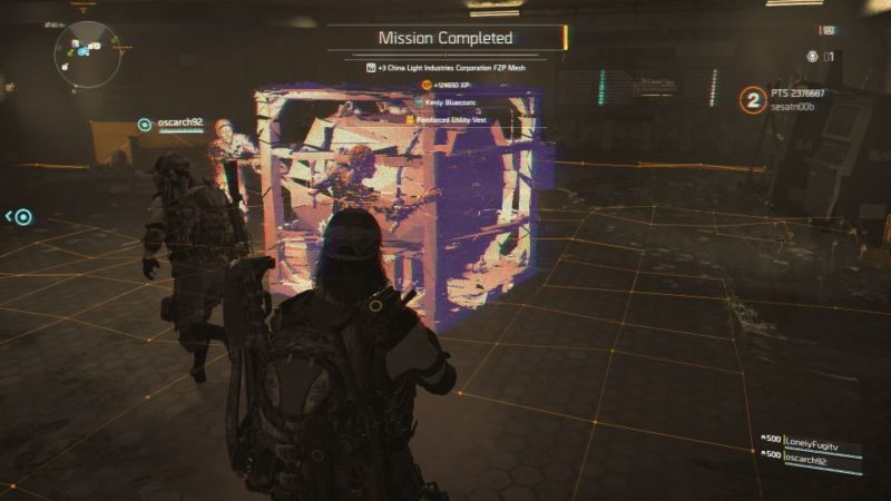 division 2 - kenly metro station - deployed military server tips