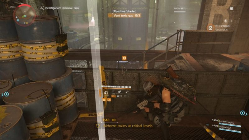 Kenly Metro Station (Large Chemical Tank) - Division 2 Wiki