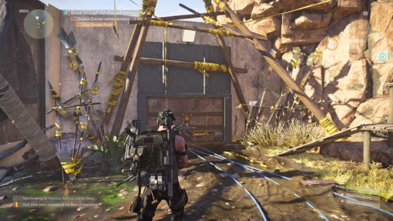 division 2 - manning national zoo mission walkthrough