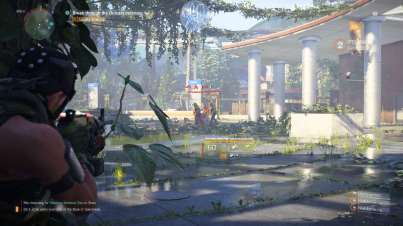 division 2 - manning national zoo objectives
