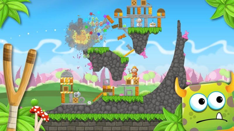 best games like angry birds in 2020