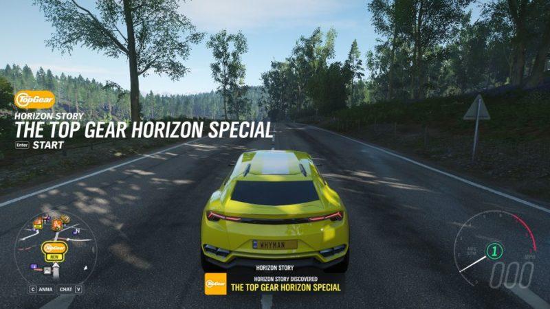 forza horizon 4 - top gear guide