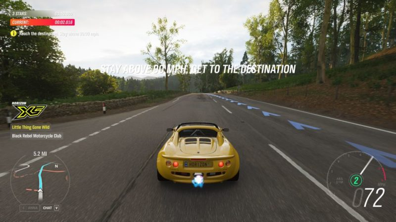 forza horizon 4 - top gear guide and tips