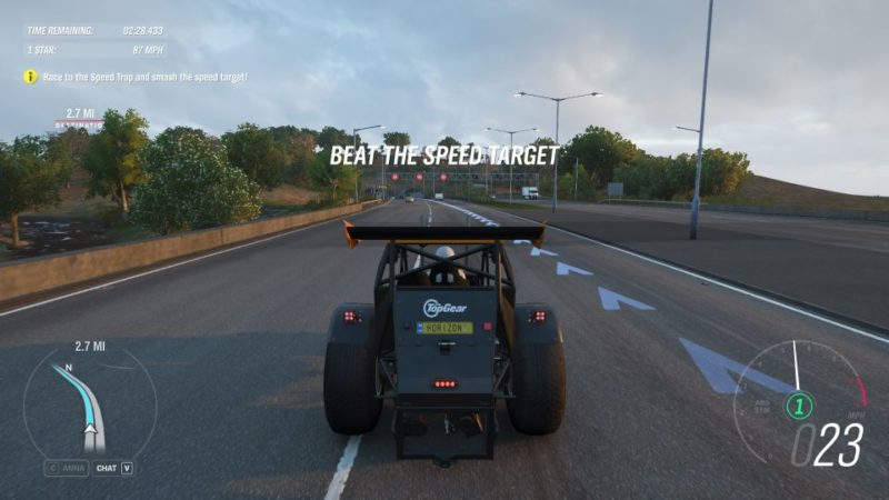 forza horizon 4 - top gear mission guide