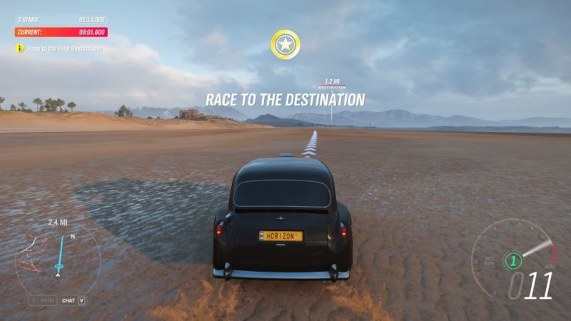 forza horizon 4 - top gear mission tips