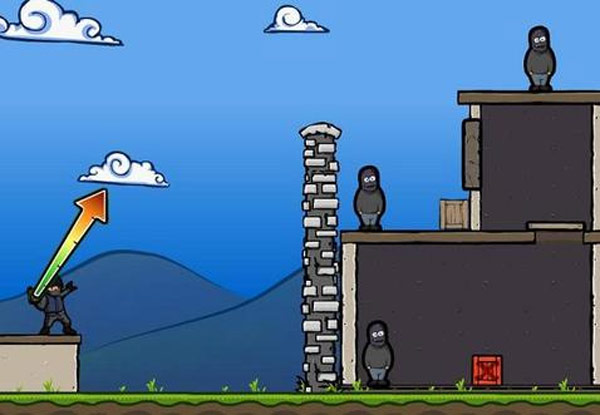 other games similar to angry birds