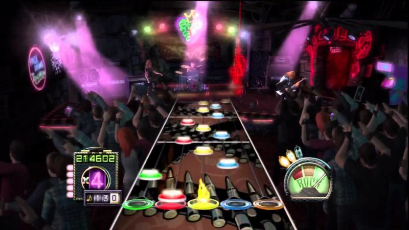 ps4 games like guitar hero
