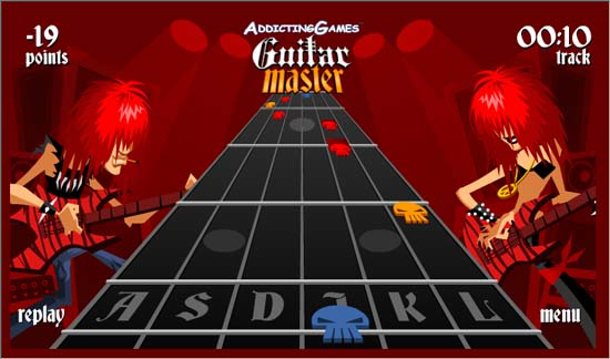 guitar hero similar games in 2019