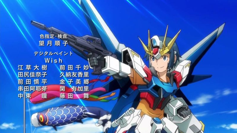 best gundam anime of all time
