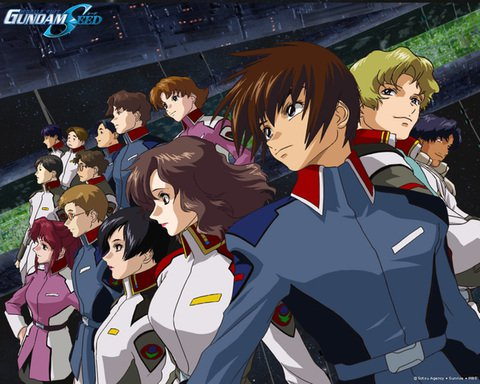 nicest gundam series anime of all time