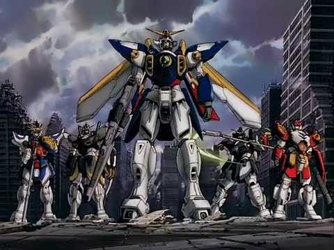 gundam top 10 series