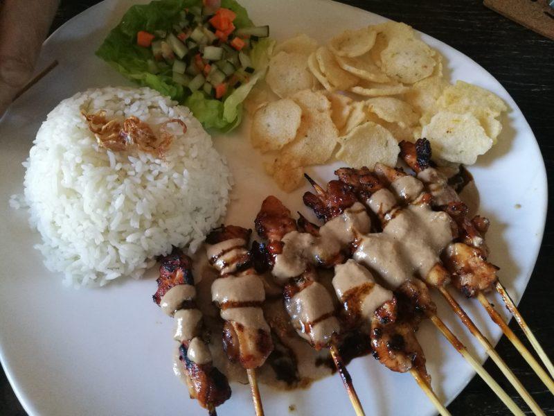 top food in bali