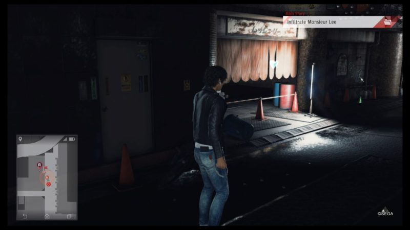 judgment chapter 12 (behind closed doors) walkthrough