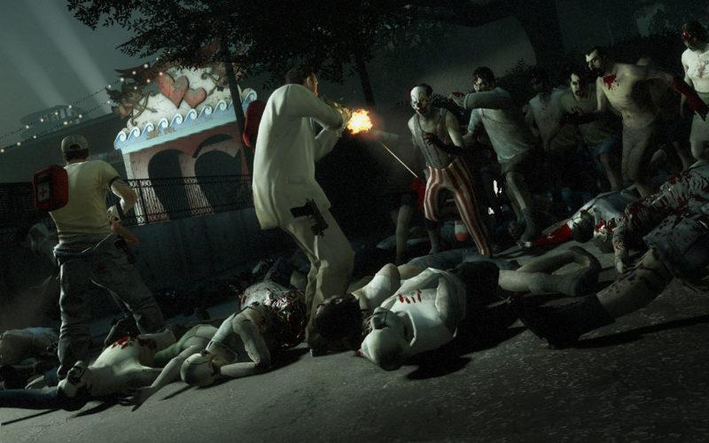 left 4 dead 2 - best zombie survival game