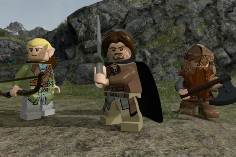 top games based on lego