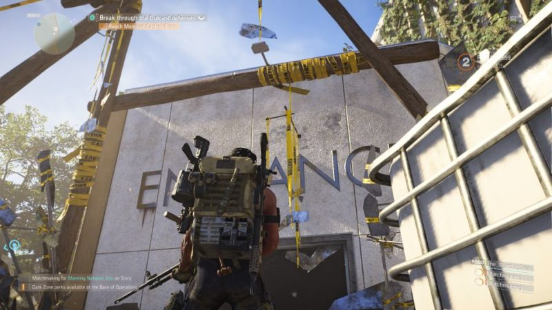 manning national zoo - the division 2 guide