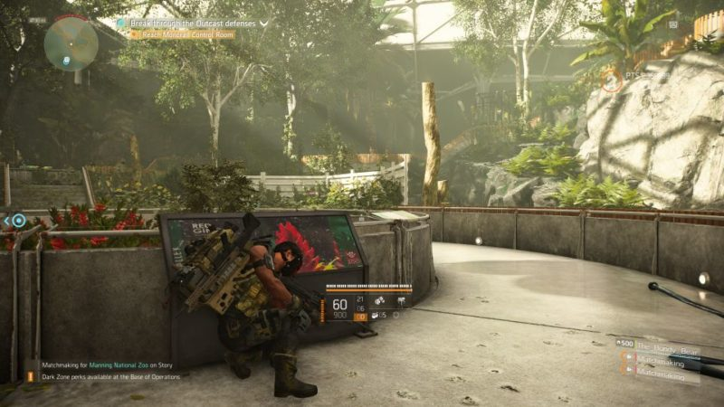 manning national zoo - the division 2 guide tips