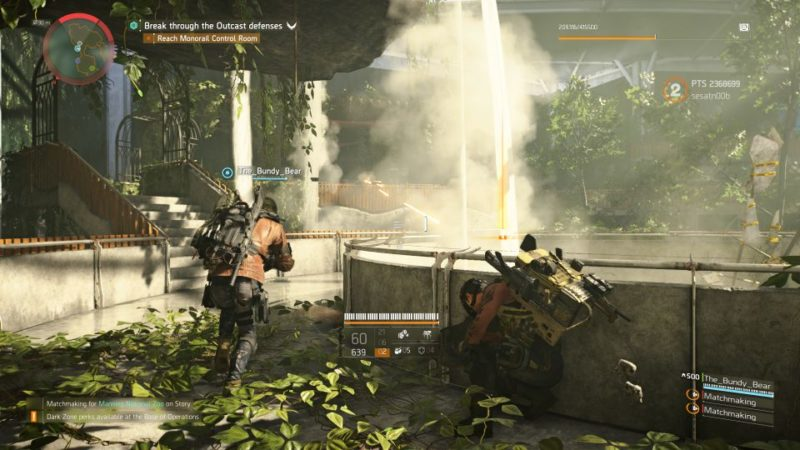 manning national zoo - the division 2 guide walkthrough