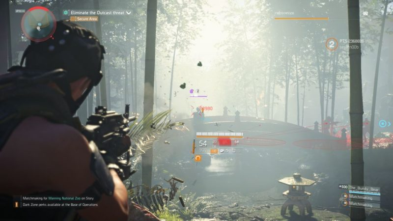 manning national zoo - the division 2 mission guide