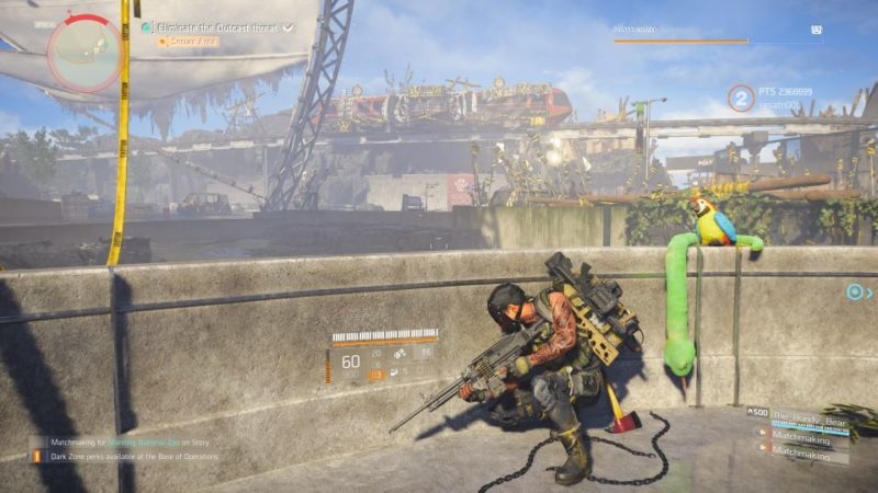 manning national zoo - the division 2 mission walkthroughs